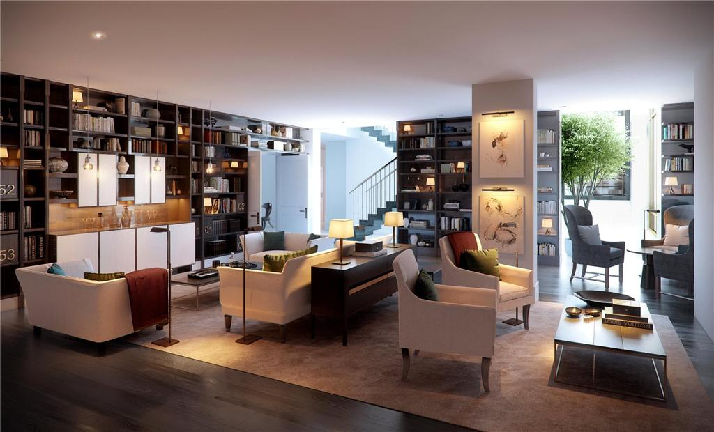 Studio Flat for sale in Young Street, London, W8