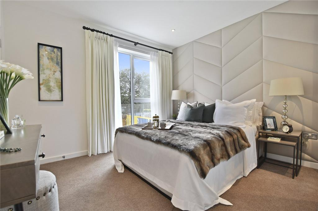 3 Bedrooms Terraced House for sale in Reynard Mills, Windmill Road, Brentford, Middlesex, TW8
