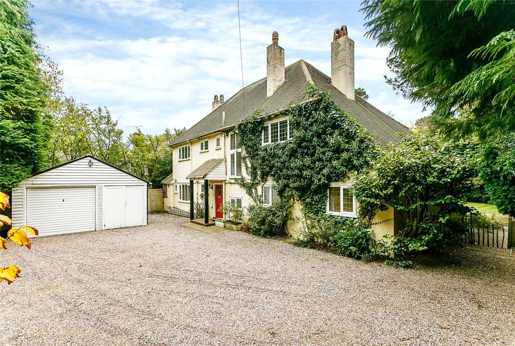 5 Bedrooms Detached House for sale in Beech Close, Cobham, Surrey, KT11
