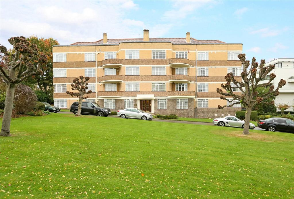 4 Bedrooms Flat for sale in Heath Rise, Kersfield Road, Putney, London, SW15