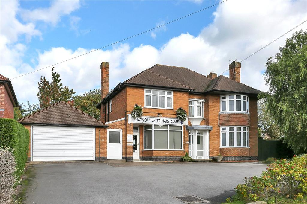5 Bedrooms Detached House for sale in Nottingham Road, Keyworth, Nottingham