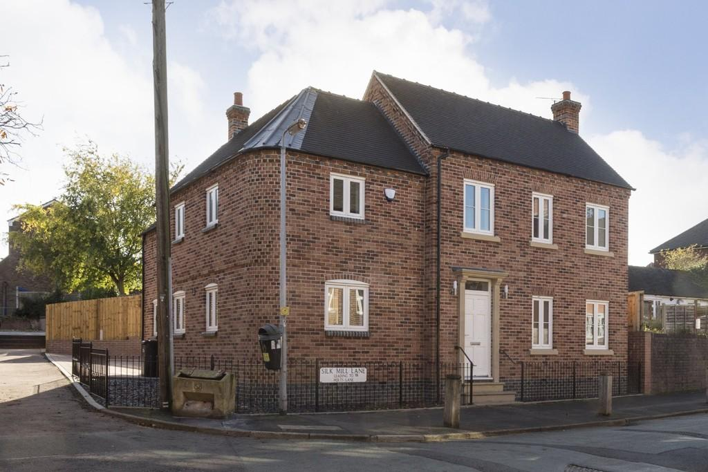 4 Bedrooms Detached House for sale in Silk Mill Lane, Tutbury