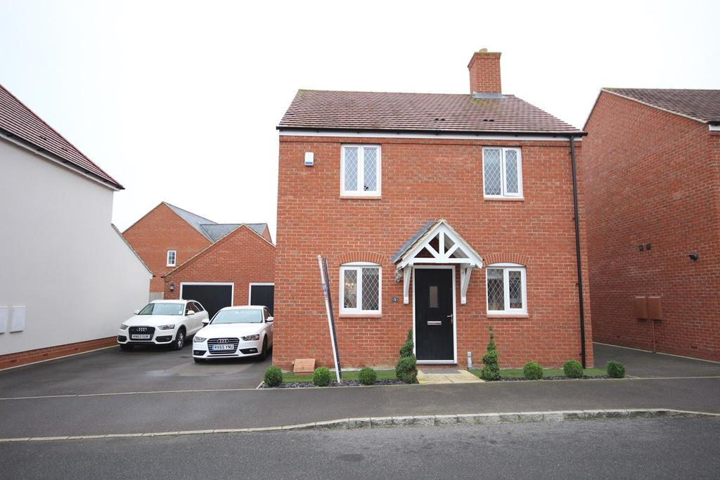 3 Bedrooms Detached House for sale in College Chase, Silsoe, MK45