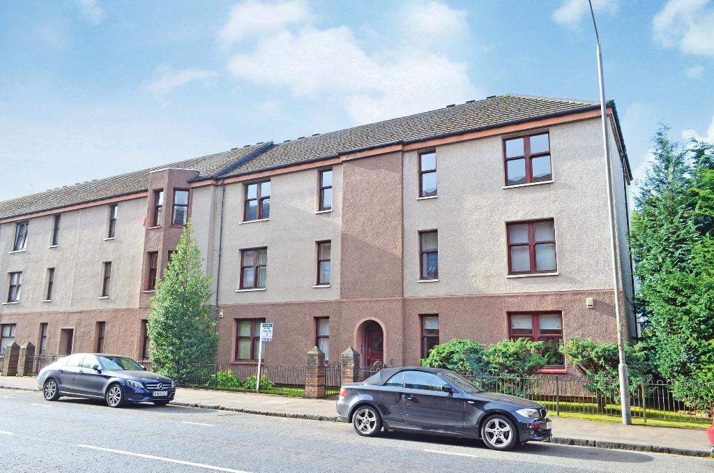 1 Bedroom Flat for sale in Dumbarton Road, Flat 2/1, Yoker, Glasgow, G14 0HX