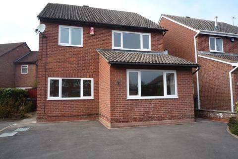4 bedroom detached house to rent - Bretshall Close, Monkspath, Solihull