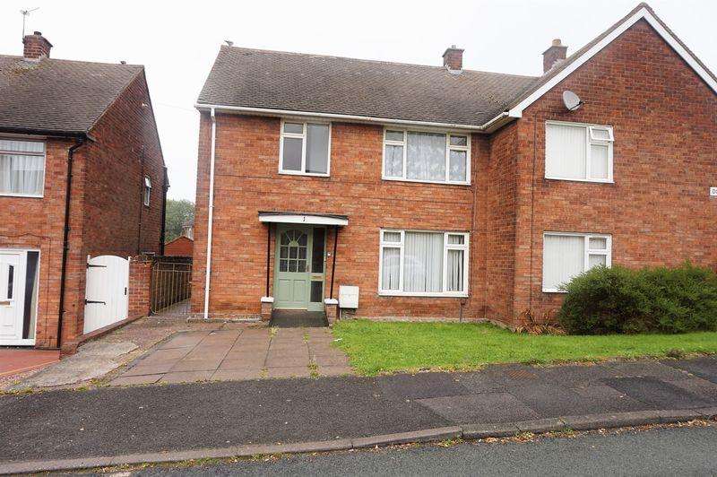 3 Bedrooms Semi Detached House for sale in Dorset Drive, Aldridge, Walsall.