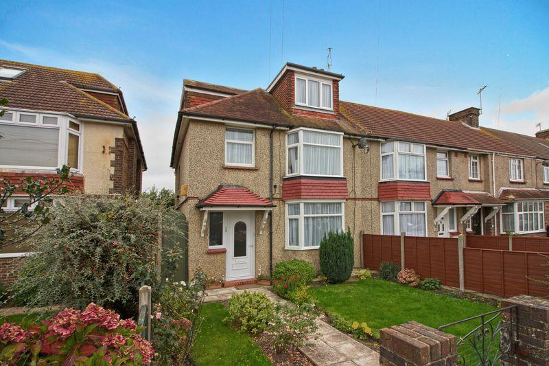 5 Bedrooms End Of Terrace House for sale in Marlowe Road, Worthing