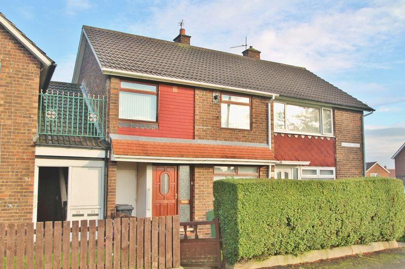 3 Bedrooms Terraced House for sale in Desford Green, Pallister Park