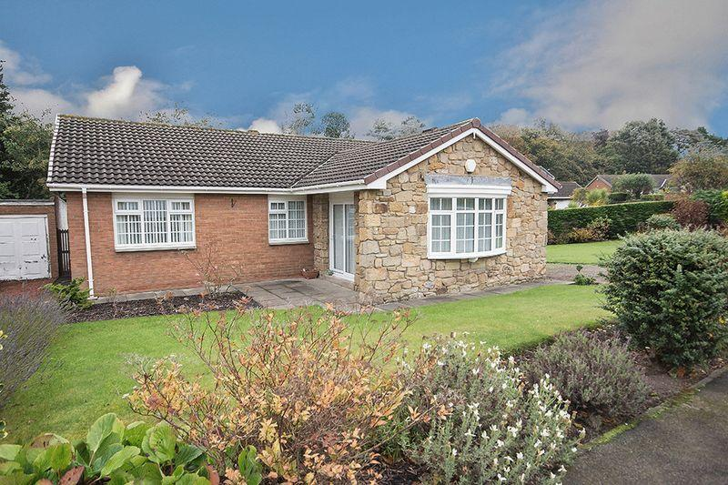 3 Bedrooms Bungalow for sale in Hillcrest Park, Alnwick
