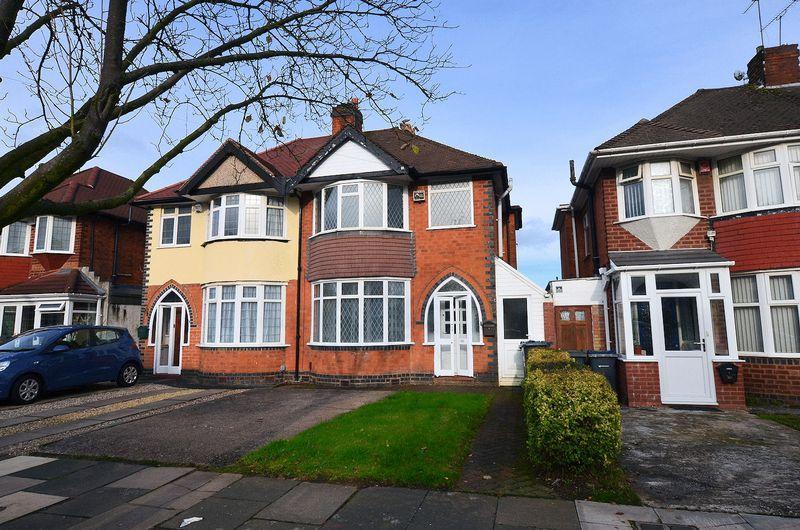 3 Bedrooms Semi Detached House for rent in Upper Meadow Road, Quinton