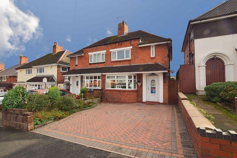 3 Bedrooms Semi Detached House for sale in Barston Road, Oldbury
