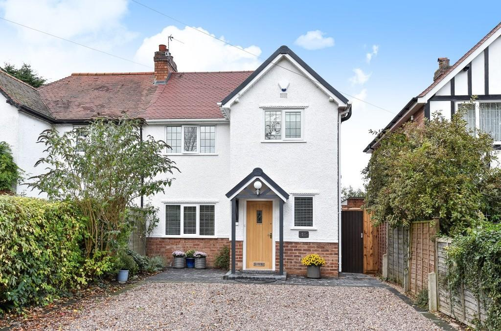 2 Bedrooms Semi Detached House for sale in Hampton Road, Knowle