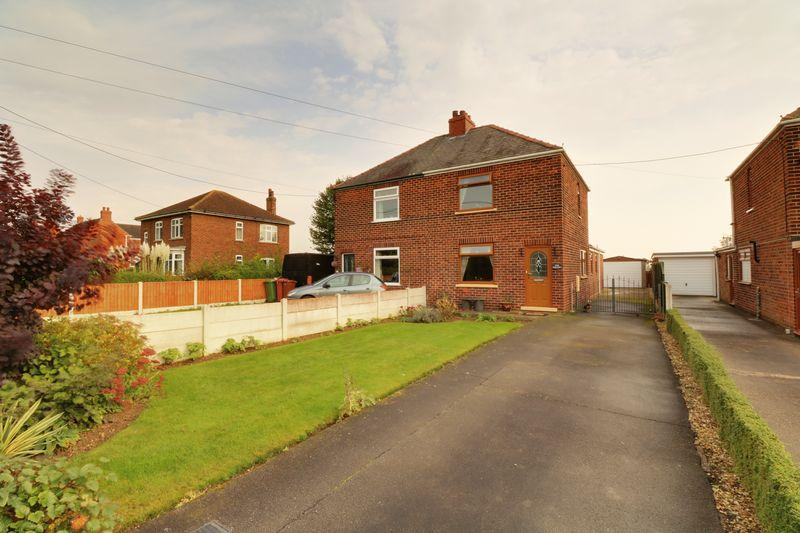 3 Bedrooms Semi Detached House for sale in Hunts Lane, Hibaldstow