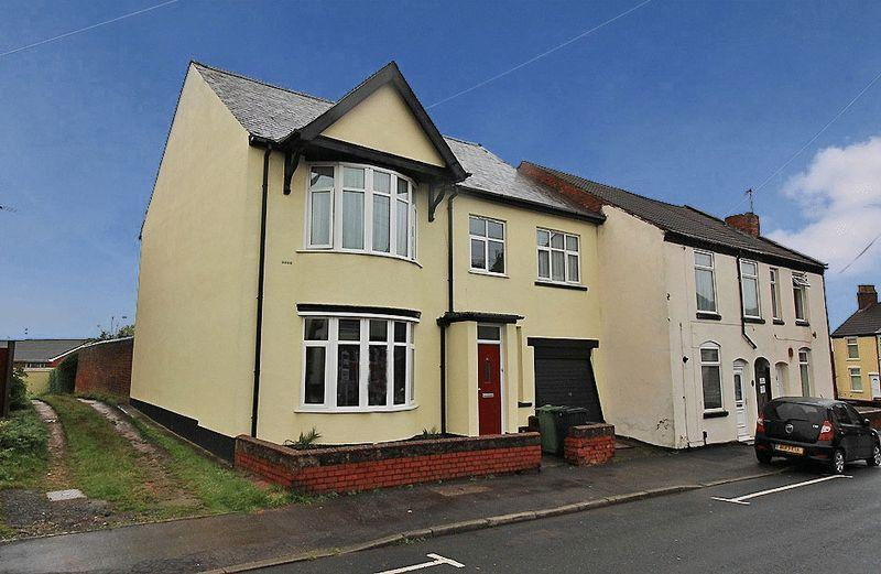 4 Bedrooms Link Detached House for sale in Mount Pleasant Street, Coseley