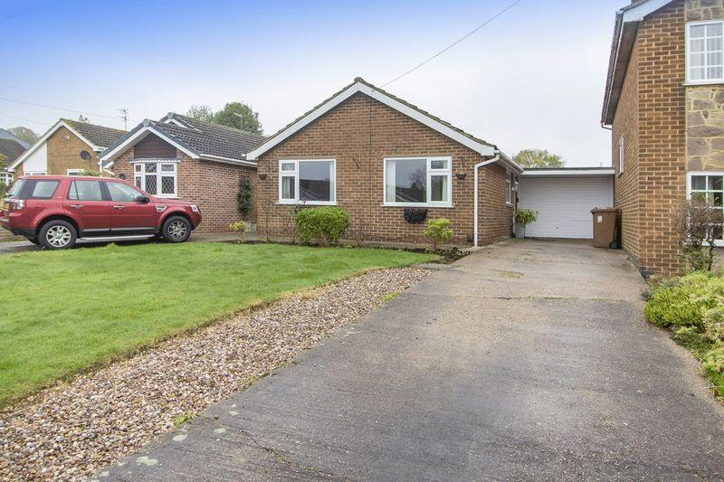 2 Bedrooms Detached Bungalow for sale in LAWRENCE AVENUE, CHADDESDEN