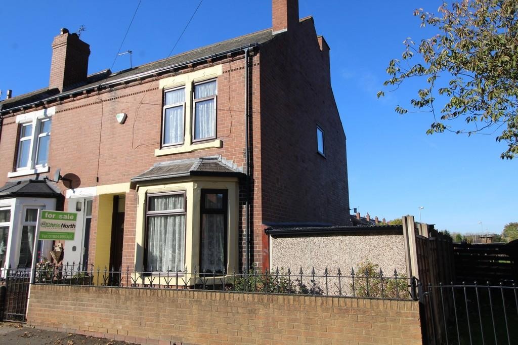 3 Bedrooms Terraced House for sale in Castleford Road, Normanton