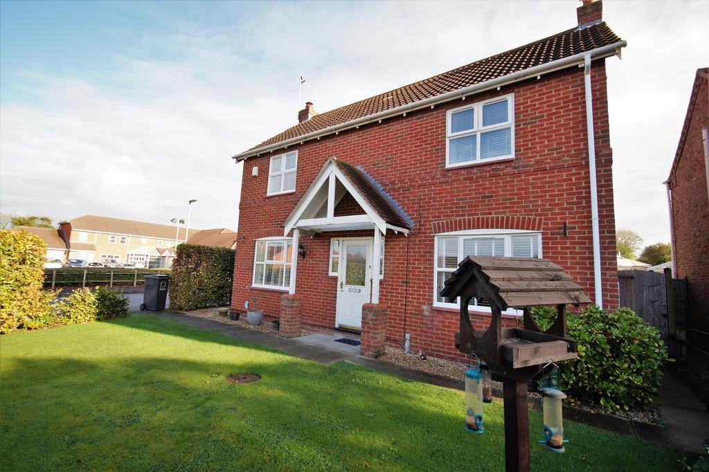 4 Bedrooms Detached House for sale in Sykes Lane, Saxilby, Lincoln