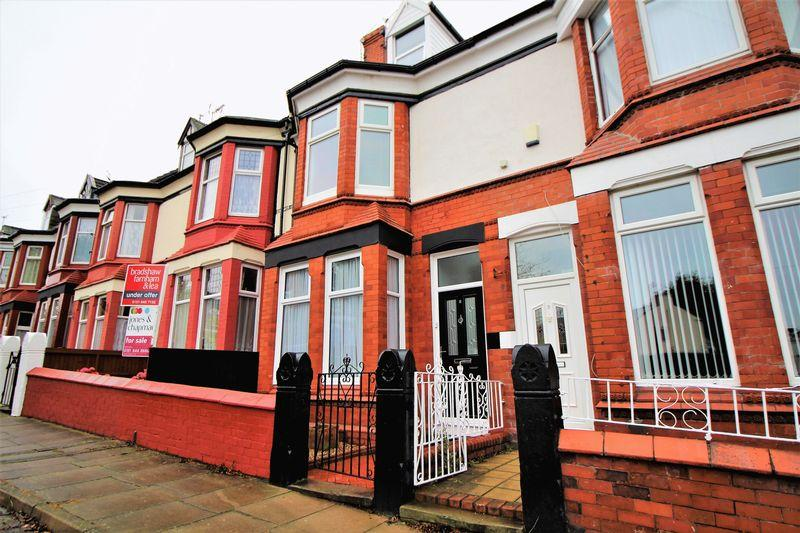 4 Bedrooms Terraced House for sale in Easton Road, New Ferry