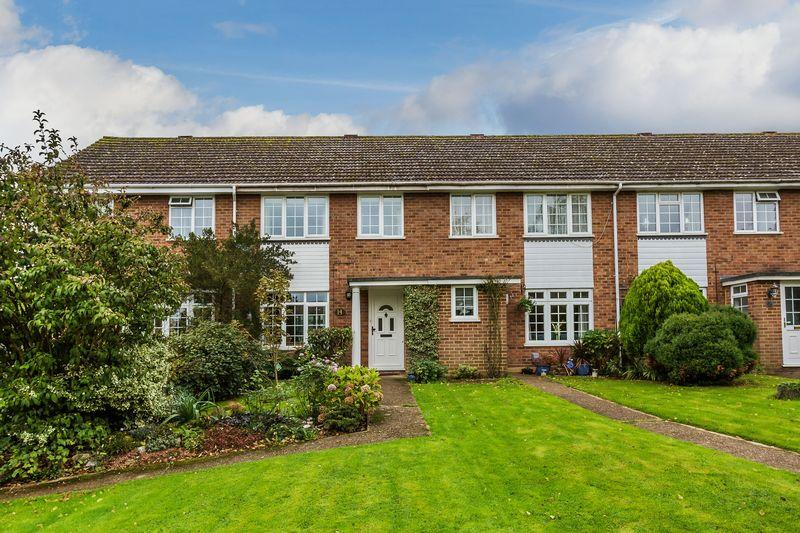 2 Bedrooms Terraced House for sale in Cranstoun Close, Guildford