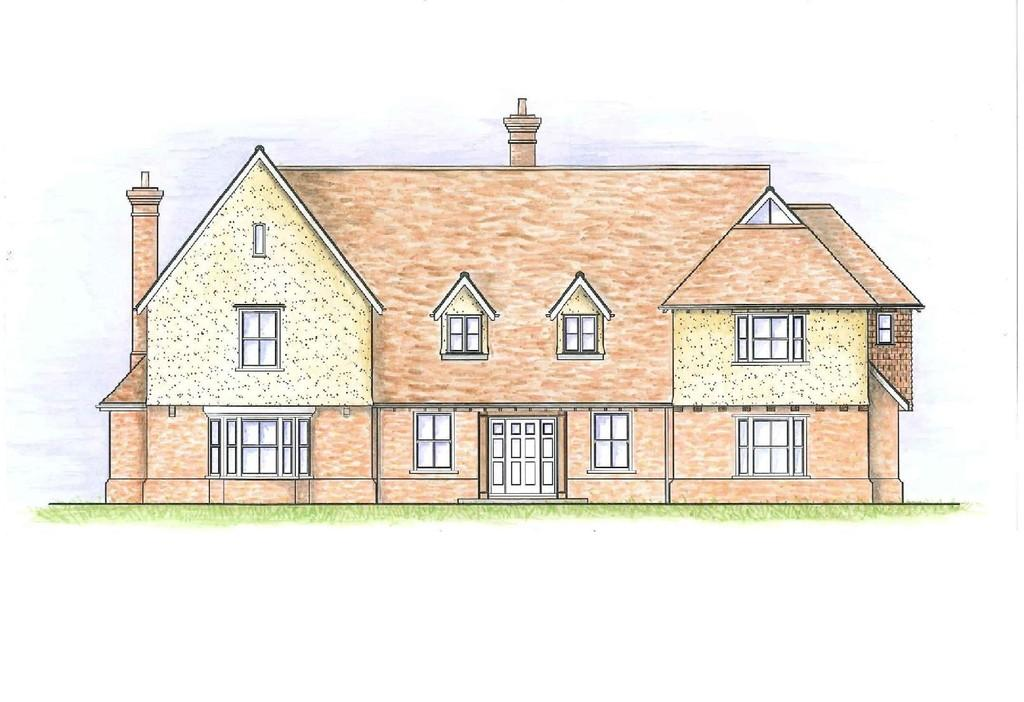 5 Bedrooms Detached House for sale in Howe Green/ Sandon