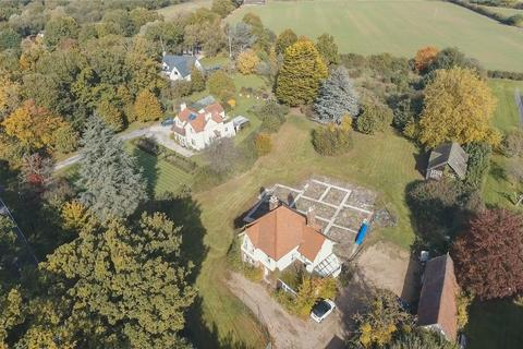 5 bedroom property with land for sale - DEVELOPMENT OPPORTUNITY - Howe Green/ Sandon