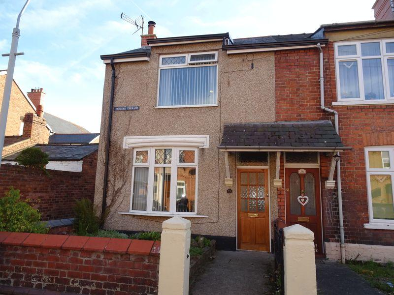 3 Bedrooms Terraced House for sale in Trevor Street, Wrexham
