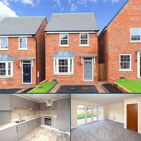 3 bedroom detached house for sale - NEWBRIDGE, Nuevo Court Off Newbridge Crescent