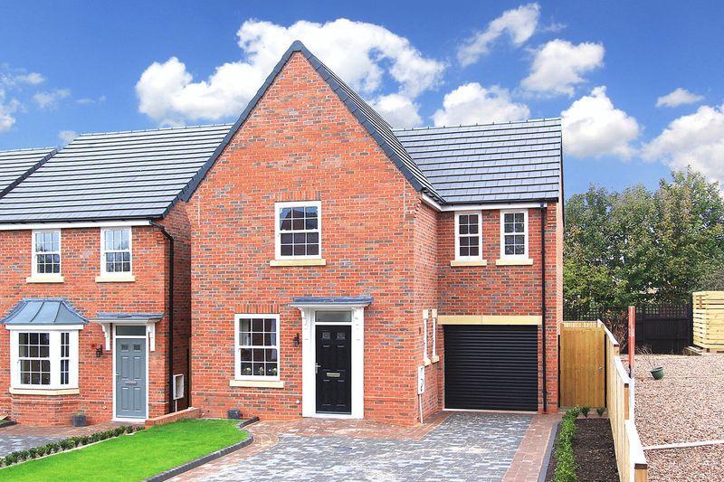 4 Bedrooms Detached House for sale in NEWBRIDGE, Nuevo Court Off Newbridge Crescent