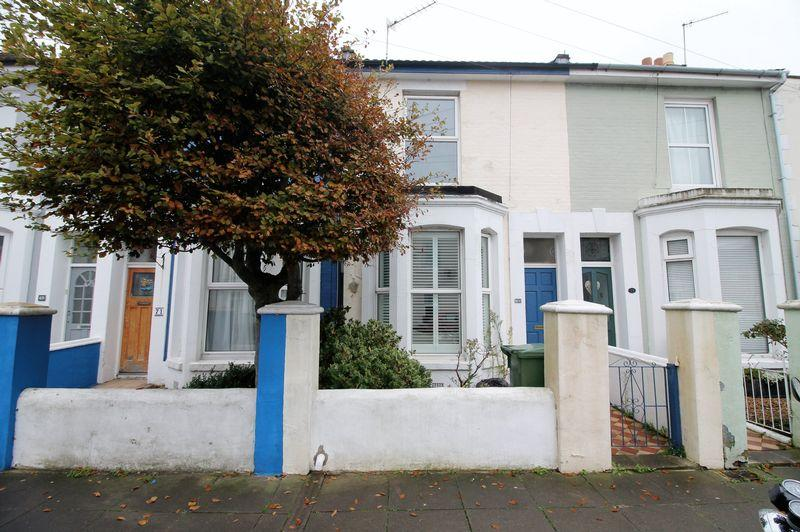 3 Bedrooms Terraced House for sale in Duncan Road, Southsea