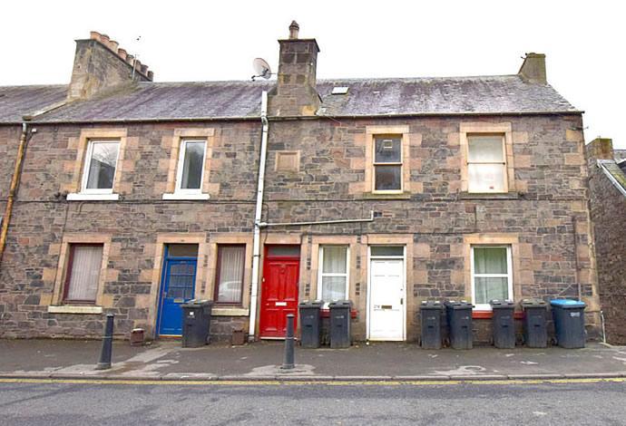 1 Bedroom Flat for sale in 217 Magdala Terrace, Galashiels, TD1 2HY