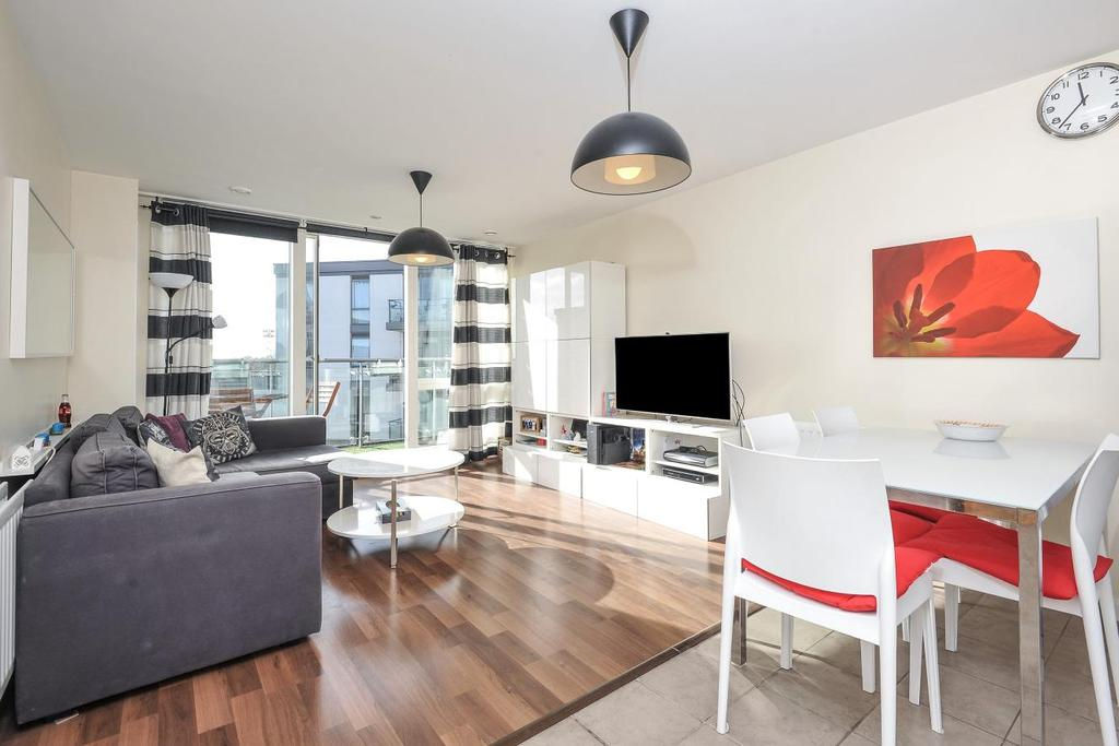 2 Bedrooms Flat for sale in Trico House, Ealing Road, Brentford