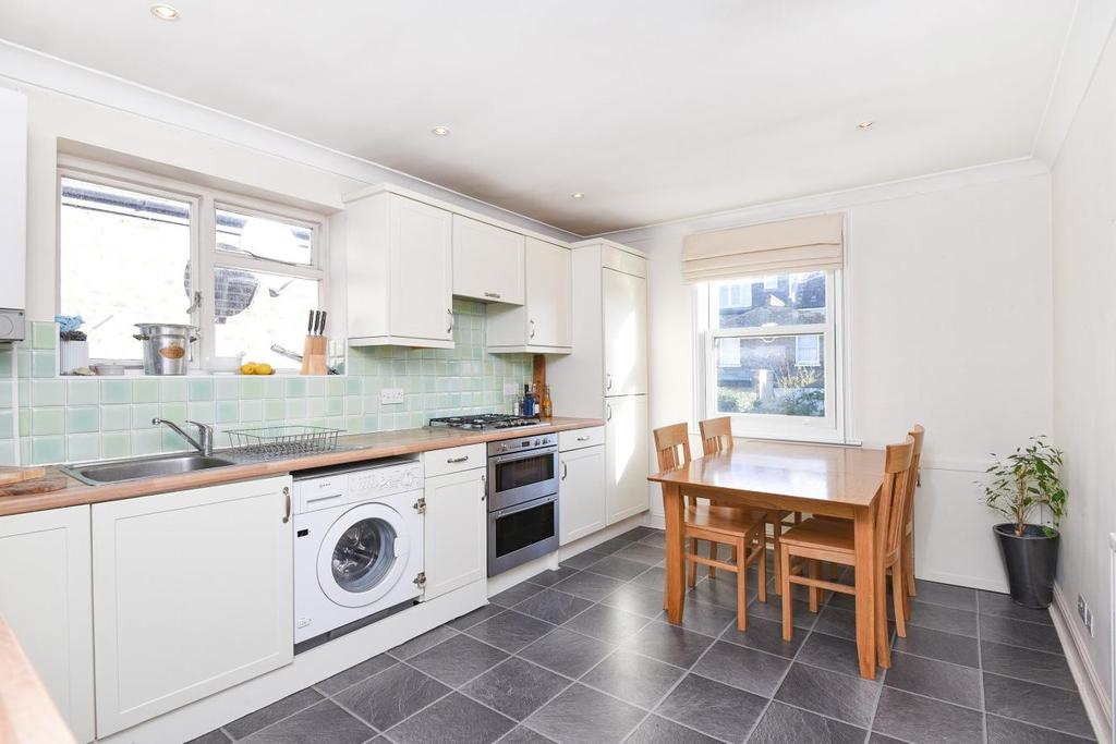 1 Bedroom Flat for sale in Sumatra Road, West Hampstead