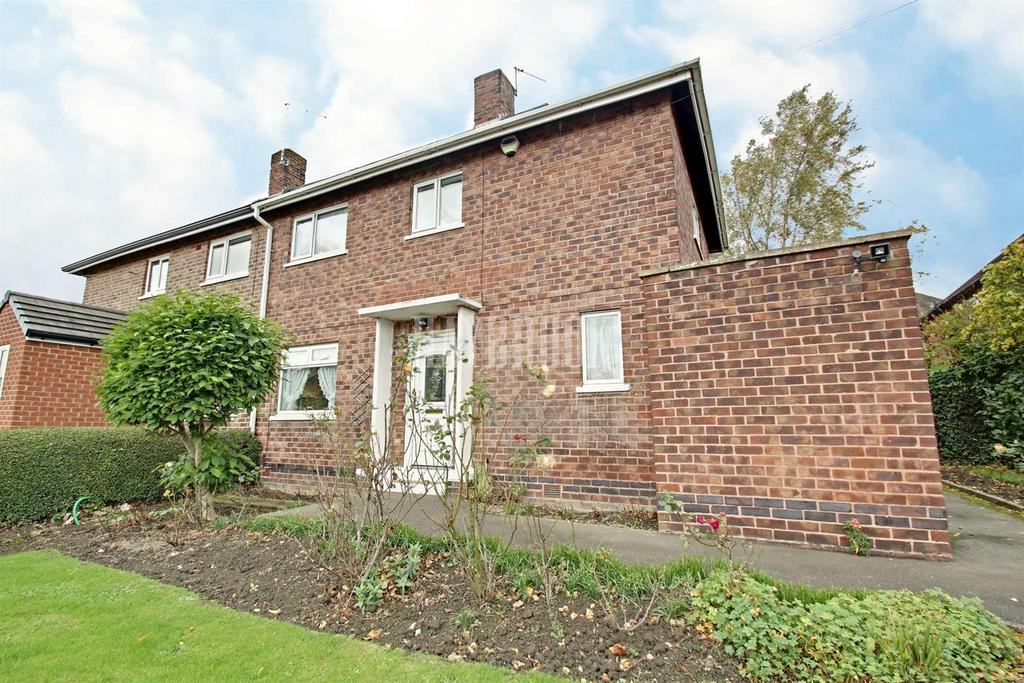 2 Bedrooms Semi Detached House for sale in Ballifield Rise, Handsworth