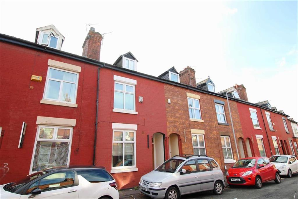 3 Bedrooms Terraced House for sale in Rippingham Road, Withington, Manchester