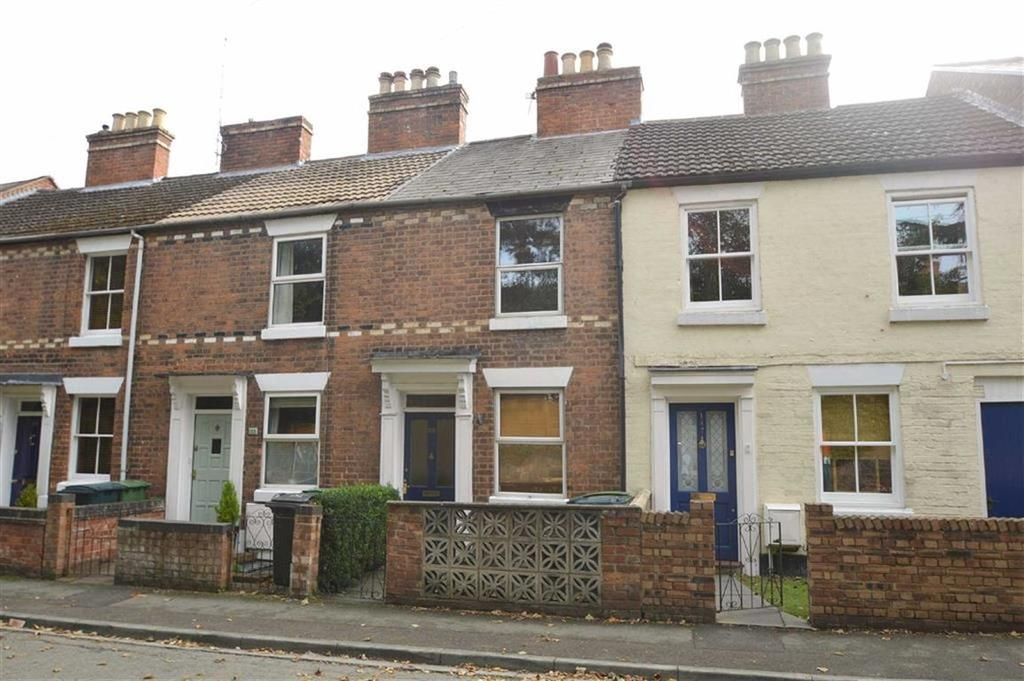 2 Bedrooms Terraced House for sale in Belle Vue Road, Belle Vue, Shrewsbury