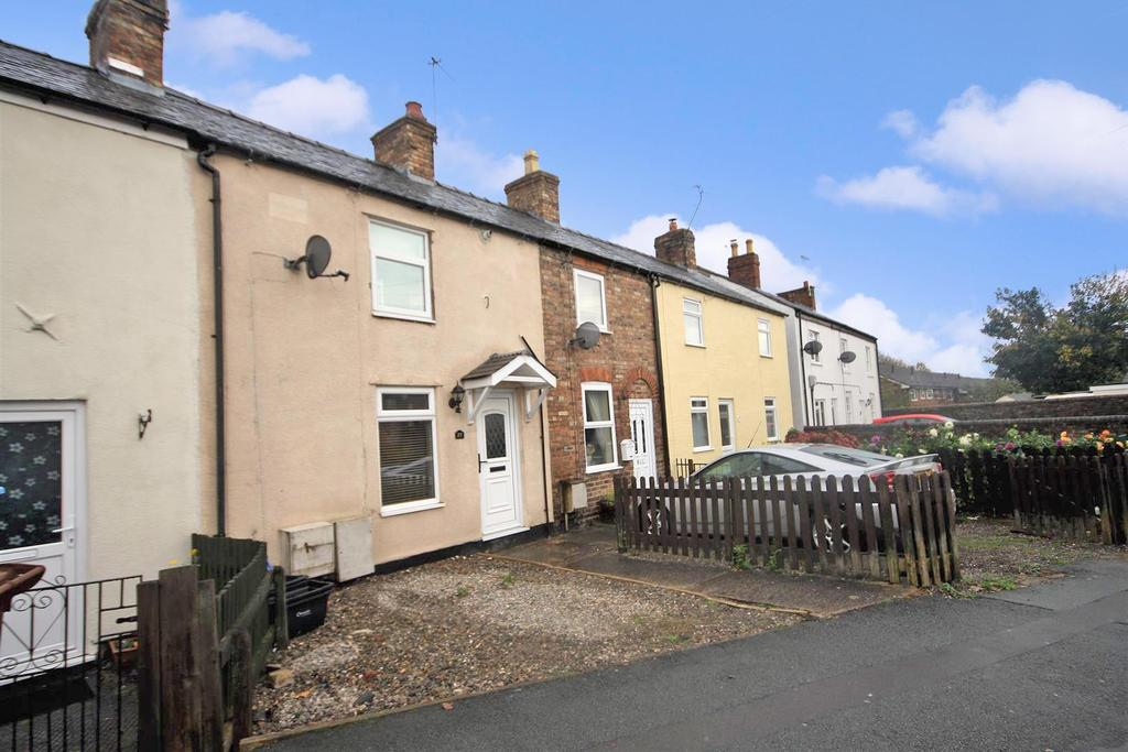 2 Bedrooms Terraced House for sale in Albert Road, Oswestry