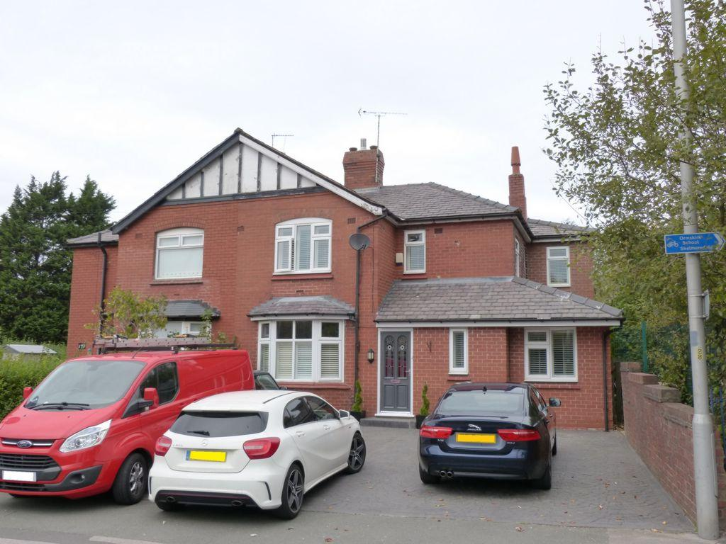 4 Bedrooms Semi Detached House for sale in Wigan Road, Ormskirk, L39