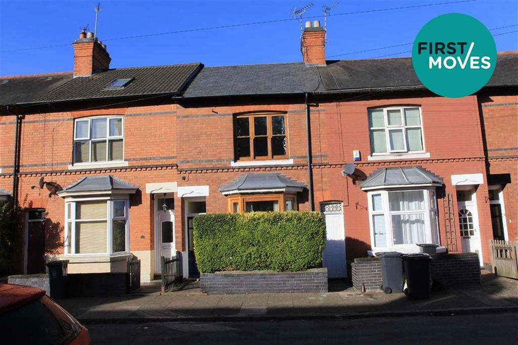 3 Bedrooms Terraced House for sale in Dulverton Road, West End, Leicester
