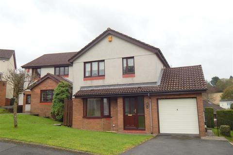 4 bedroom detached house for sale - Clos Sant Teilo, Llangyfelach, Swansea