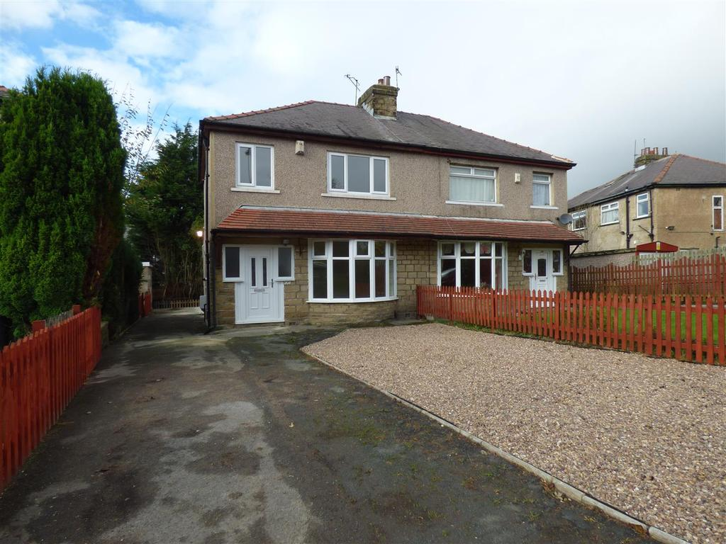 3 Bedrooms Semi Detached House for sale in Pasture Lane, Clayton, Bradford, BD7 2SQ