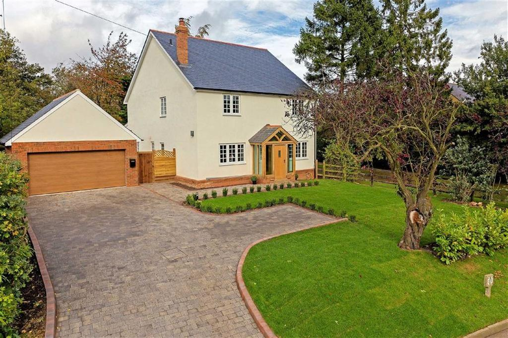 5 Bedrooms House for sale in Maiden Street, Weston, Hertfordshire