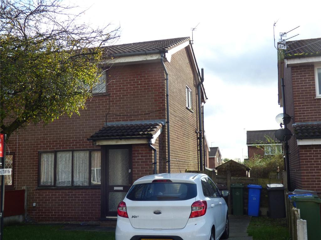 2 Bedrooms Semi Detached House for sale in Kestrel Avenue, Audenshaw, Manchester, Greater Manchester, M34