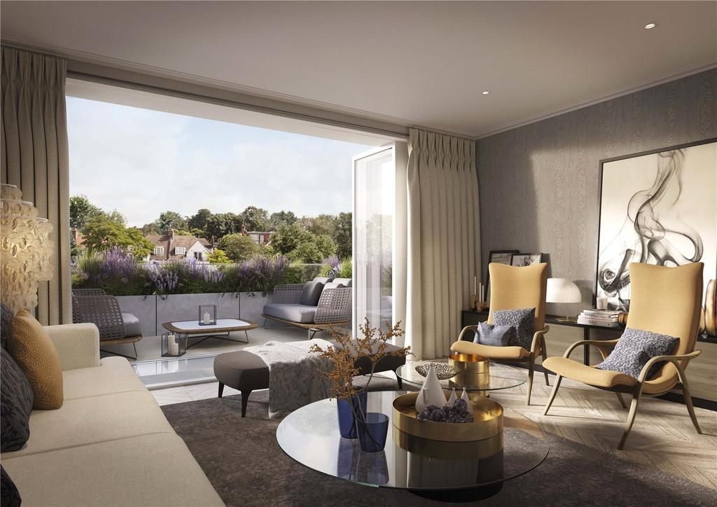 4 Bedrooms Town House for sale in Teil Row, Hampstead Manor, NW3