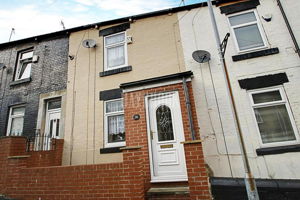 2 Bedrooms Terraced House for sale in Commercial Street, Worsbrough Dale