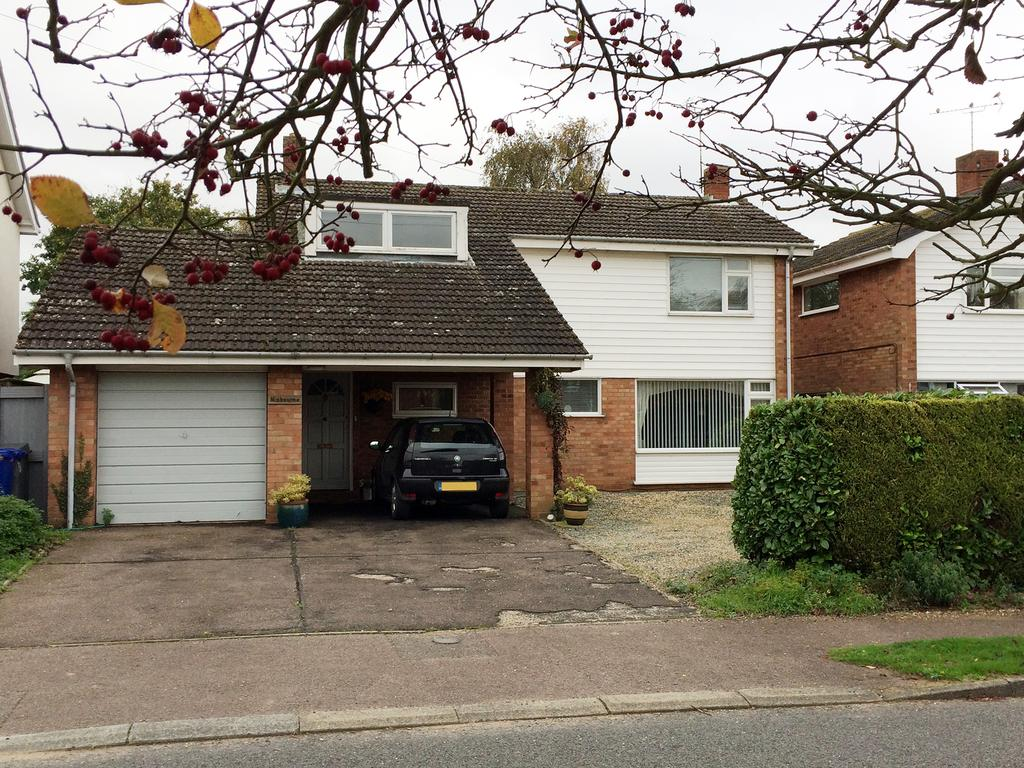 4 Bedrooms Detached House for sale in Beauford Road, Ingham, Bury St Edmunds IP31