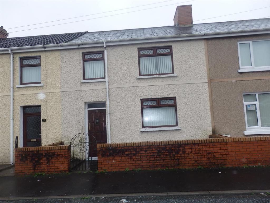 3 Bedrooms Terraced House for sale in Trinity Road, Llanelli