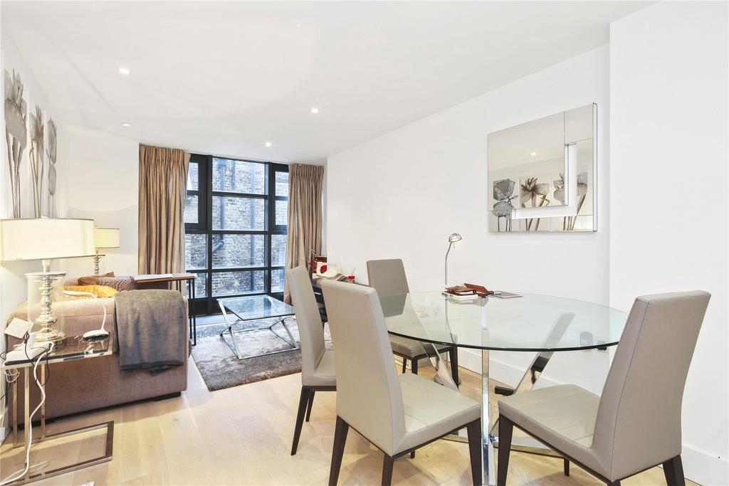 1 Bedroom Flat for sale in Bull Inn Court, London, WC2R