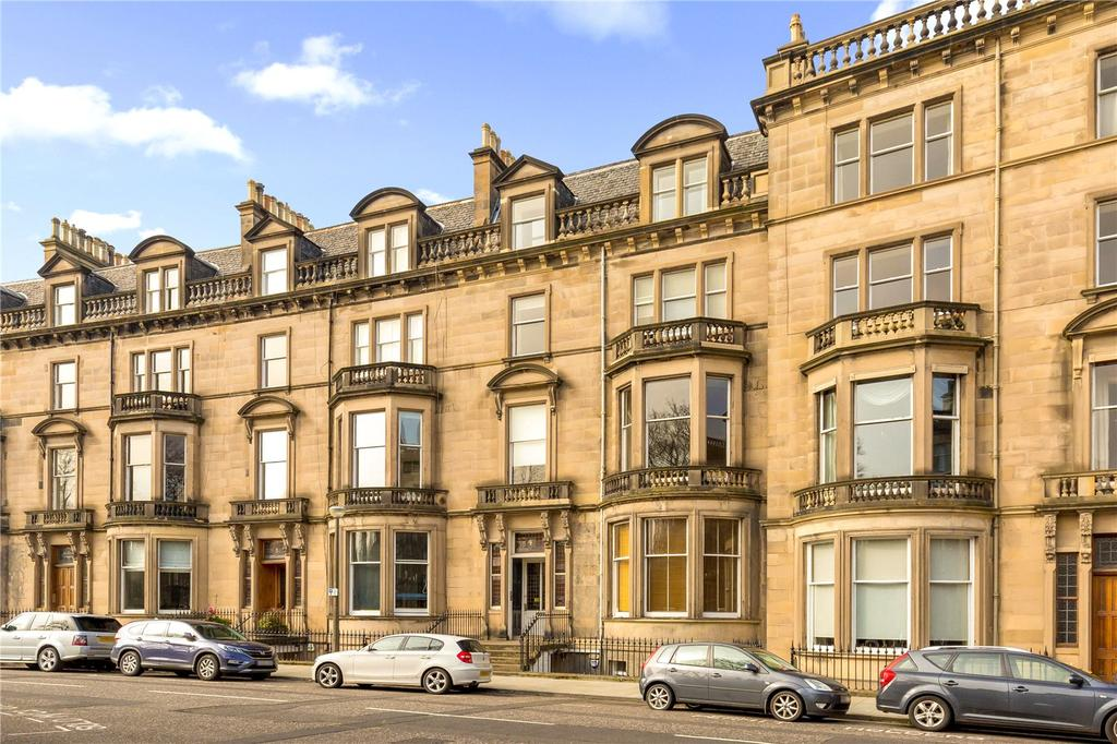 3 Bedrooms Flat for sale in 4 Eglinton Crescent, West End, Edinburgh, EH12