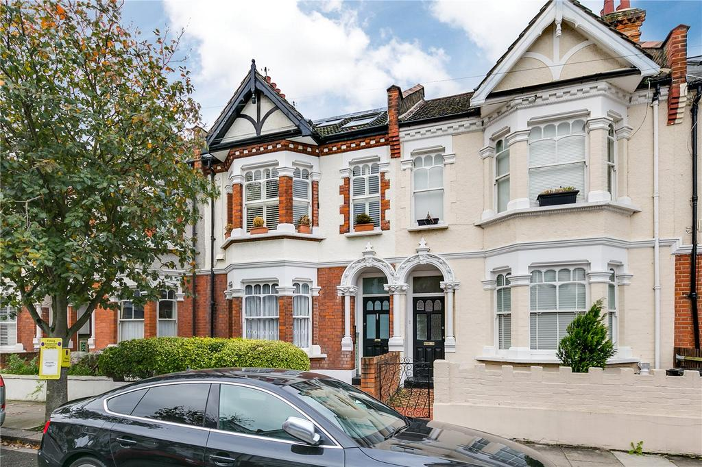 3 Bedrooms Flat for sale in Kenyon Street, Bishops Park, London