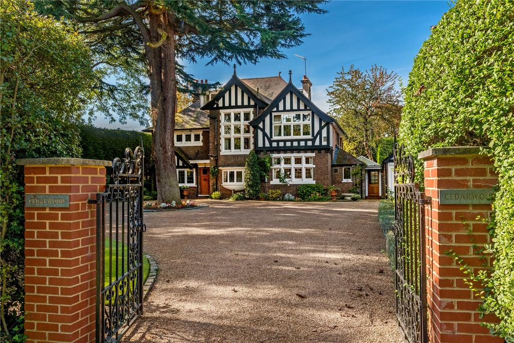 6 Bedrooms Detached House for sale in Church Road, Ham, Richmond, Surrey